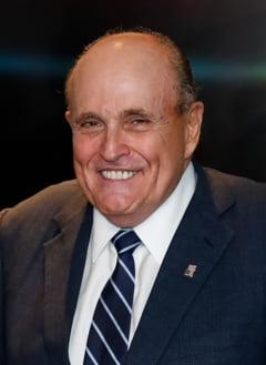 Rudy Giuliani, avocatul lui Donald Trump, suspendat din profesie din cauza unor declaratii mincinoase