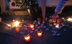 Rugaciuni pentru Cseke la spitalul din Codlea, in noaptea de Inviere