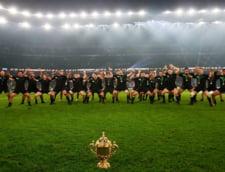 Rugby: Jucatori din Noua Zeelanda, suspendati dupa ce au consumat bauturi cu substante dopante