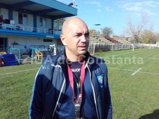 """Rugbystii de la Tomitanii au cedat in semifinala Cristian Cojocaru - """"Am gresit si ne-au taxat. Experienta si-a spus cuvantul"""""""