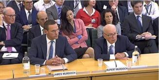 Rupert Murdoch, audiat in Parlamentul de la Londra: E cea mai umila zi din viata mea