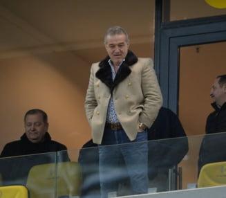 Ruptura completa la Steaua: Gigi Becali nu mai vorbeste cu antrenorul