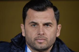 Ruptura intre Nicolae Dica si un jucator de la FCSB