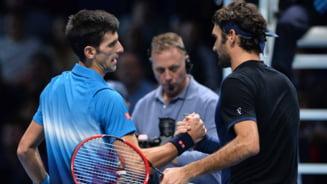 Ruptura intre greii tenisului: Federer si Nadal il contrazic pe Djokovici