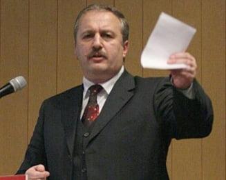 Rus si Dancu nu mai vor in Parlament