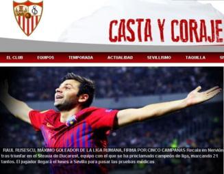 Rusescu, clauza colosala in contractul cu Sevilla! Spaniolii au confirmat transferul