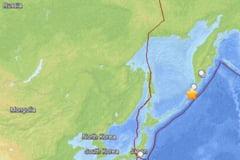 Rusia: Cutremur puternic langa Insulele Kurile