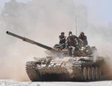 Rusia, Germania, Franta si Turcia doresc un tratat de incetare a luptei din Siria