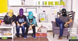 Rusia: IKEA a scos de pe site o fotografie controversata
