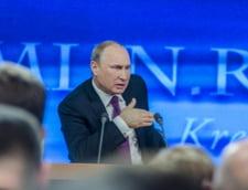 Rusia: Linia directa cu Putin din acest an nu va mai avea loc, anunta Kremlinul