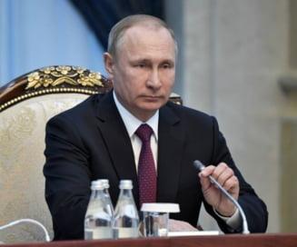Rusia, amenintata cu suspendarea din toate competitiile sportive: Cum se apara Putin
