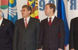 Rusia, amenintatoare si concilianta cu Republica Moldova la summit-ul CSI