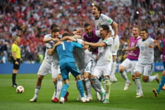 Rusia, cea mai slab clasata echipa nationala care ajunge in sferturile CM, dupa clasamentul FIFA