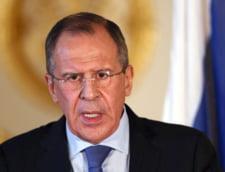 Rusia, de acord cu retragerea unui tip de arme din zona demilitarizata din Ucraina - Anuntul lui Lavrov