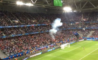 "Rusia, exclusa de la EURO 2016? ""Ultrasii"" au sfidat decizia UEFA (Video)"