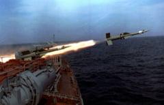 Rusia, exercitii militare in Marea Neagra: Isi propune sa distruga un inamic imaginar