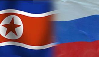 Rusia, gest de prietenie pentru Coreea de Nord: A sters 90% din datoria istorica