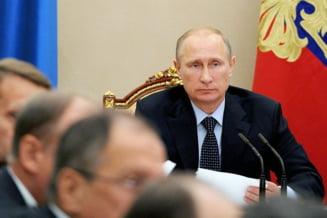Rusia, inca pe cai mari - De ce nu se va prabusi tara lui Putin