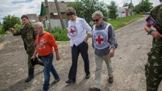 Rusia, interventie oficiala in Ucraina: Trimite ajutoare umanitare