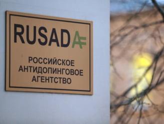 Rusia, interzisa la Jocurile Olimpice din cauza dopajului