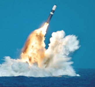 Rusia, tot cu gandul la razboi: A testat un nou tip de racheta