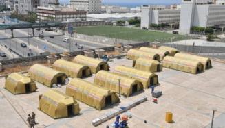 Rusia a instalat un spital de campanie la Beirut