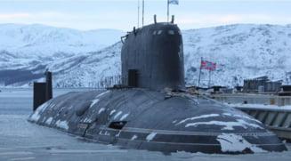 Rusia a lansat la apă un nou submarin nuclear, purtător de rachete de croazieră. Moscova plănuiește și înarmarea hipersonică