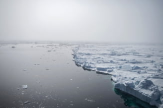 Rusia a revendicat o suprafata uriasa din Oceanul Arctic