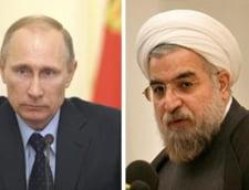 Rusia a semnat un tratat cu Iranul pentru construirea a doua centrale nucleare