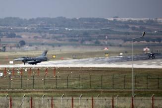 Rusia a trimis patru avioane de lupta in Siria - oficial american