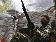 Rusia acuza: Ucraina a folosit arme chimice in est impotriva civililor