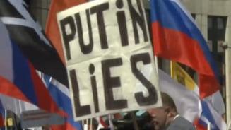 """Rusia acuza Google si Facebook de """"interferente in alegerile democratice"""""""