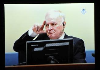 "Rusia acuza o decizie partinitoare si justitie selectiva dupa ce ""macelarul din Balcani"" a fost condamnat pe viata"