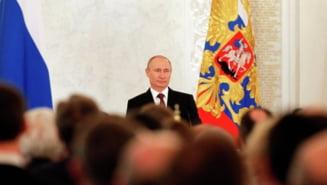 Rusia anexeaza Crimeea. Putin: E o zona sfanta, ne-a fost furata