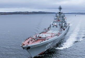 """Rusia cere """"insistent"""" Statelor Unite si aliatilor NATO sa renunte la exercitiile militare din Marea Neagra"""