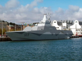 Rusia construieste prima corveta echipata integral cu tehnologie stealth. Statele Unite au deja operational un distrugator invizibil