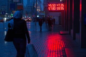 Rusia da primele semne de recesiune