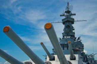 Rusia desfasoara exercitii militare de amploare in marile nordice