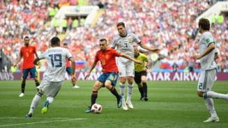 Rusia elimina Spania la loviturile de departajare si merge in sferturile de finala la Cupa Mondiala