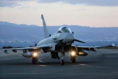 Rusia este incercuita? Ce scriu presa rusa si cea engleza despre trimiterea de avioane Typhoon in Romania