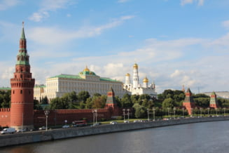 Rusia expulzeaza un diplomat roman de la ambasada din Moscova, ca raspuns la actiunile autoritatilor la Bucuresti