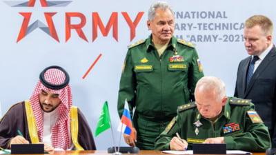 Rusia face o mutare strategică importantă în Orientul Mijlociu. Moscova va coopera militar cu un aliat al Statelor Unite