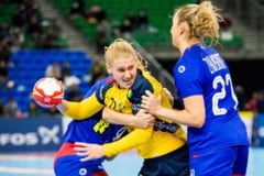 Rusia face spectacol in grupa Romaniei de la Campionatul Mondial de handbal feminin