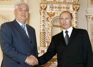 Rusia imprumuta Republica Moldova cu 500 milioane de dolari