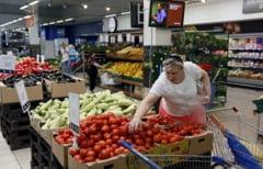Rusia impune noi interdictii importurilor din Ucraina