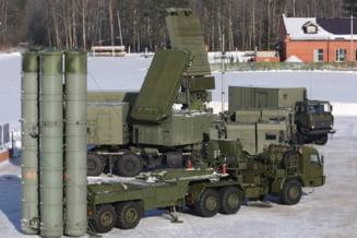Rusia incepe din iulie sa livreze Turciei sisteme de racheta de tip S-400