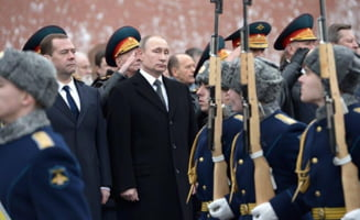 Rusia isi continua politica de renuntare la dolarul american. A ajuns sa detina mai mult aur decat Statele Unite