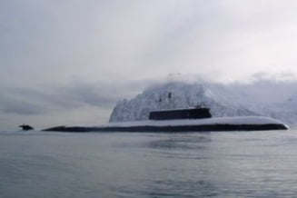 Rusia isi mareste prezenta militara in Arctica (video)