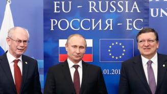 Rusia isi va redirectiona comertul daca UE si SUA ii impun noi sanctiuni