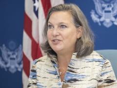 Rusia o scoate pe Victoria Nuland de pe lista cu persoane indezirabile pentru ca secretarul de stat SUA să poată efectua o vizită la Moscova